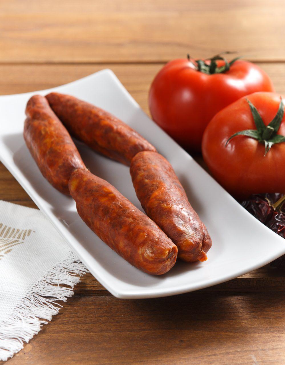 Chorizo gallego picante